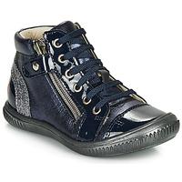 Sapatos Rapariga Sapatilhas de cano-alto GBB RACHIDA Marinho