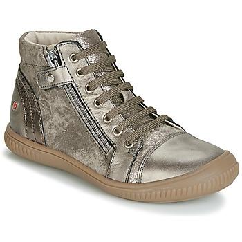 Sapatos Rapariga Sapatilhas de cano-alto GBB RACHIDA Toupeira