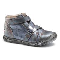 Sapatos Rapariga Sapatilhas de cano-alto GBB RADEGONDE Azul / Cinza