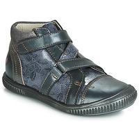 Sapatos Rapariga Sapatilhas de cano-alto GBB RADEGONDE Azul