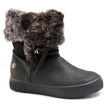 Sapatos Rapariga Botas GBB NOUSTIK Preto