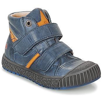 Sapatos Rapaz Botas baixas GBB RAIFORT Azul