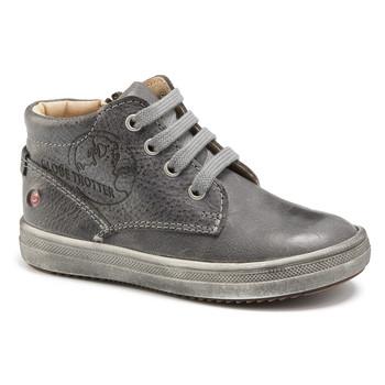 Sapatos Rapaz Sapatilhas de cano-alto GBB NINO Nub / Cinza
