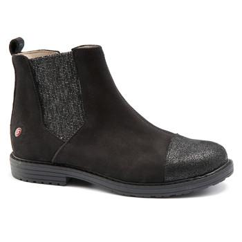 Sapatos Rapariga Botas baixas GBB LEONTINA Preto