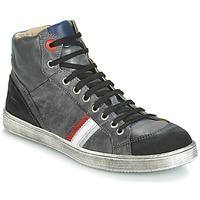 Sapatos Rapaz Sapatilhas de cano-alto GBB ANGELO Nub / Cinza