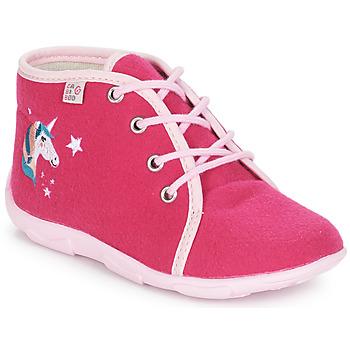 Sapatos Rapariga Chinelos GBB FEE ARC EN CIEL Rosa