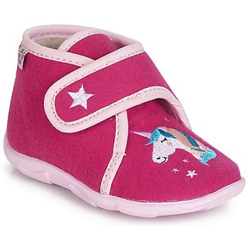 Sapatos Rapariga Chinelos GBB FEE DES BOIS Framboesa