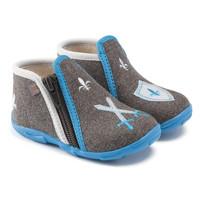 Sapatos Rapaz Chinelos GBB LANCELOT Cinzento - azul