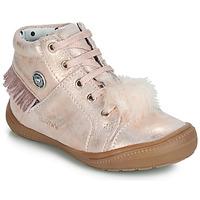 Sapatos Rapariga Sapatilhas de cano-alto Catimini ROSALIE Rosa