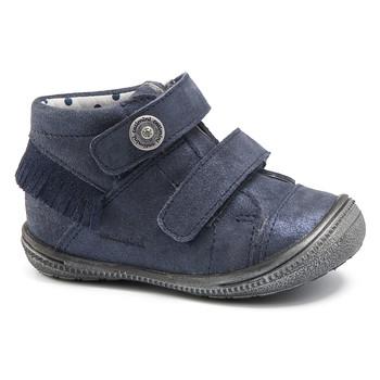 Sapatos Rapariga Sapatilhas de cano-alto Catimini MAGENTA Marinho