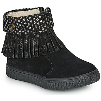 Sapatos Rapariga Botas baixas Catimini PERETTE Preto