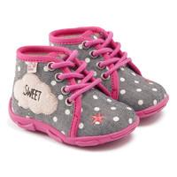 Sapatos Rapariga Chinelos GBB BUBBLE Cinza-rosa