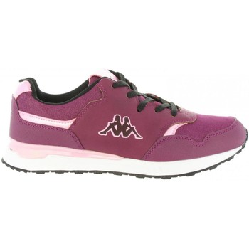 Sapatos Mulher Sapatilhas Kappa 303XZL0 CARTAGO Rosa