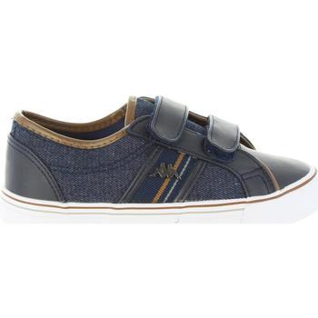 Sapatos Criança Sapatilhas Kappa 303WCW0 BENBURNT Azul