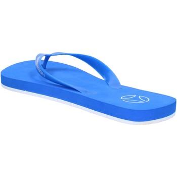 Sapatos Homem Chinelos Momo Sandálias AG29 Azul