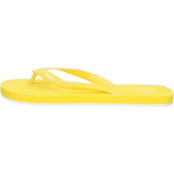 Sapatos Homem Chinelos Momo Sandálias AG30 Amarelo