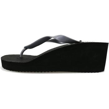 Sapatos Mulher Chinelos Lotto Sandálias AG142 Cinza