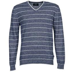 Textil Homem camisolas Otto Kern GREEN Marinho