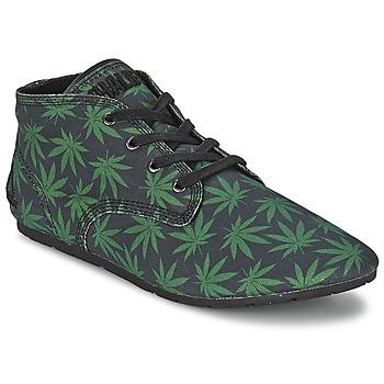 Sapatos Sapatilhas de cano-alto Eleven Paris BASTEE Estampado