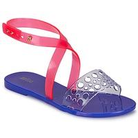 Sapatos Mulher Sandálias Melissa TASTY Azul / Rosa