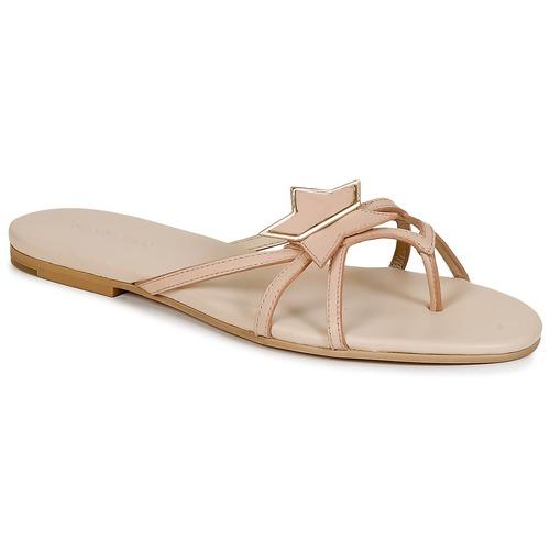Sapatos Mulher Chinelos See by Chloé SB24120 Bege / Cru