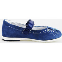 Sapatos Rapariga Sabrinas Didiblu Sapatilhas AG487 Azul