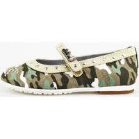 Sapatos Rapariga Sabrinas Didiblu Sapatilhas AG488 verde