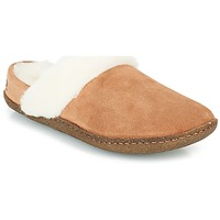 Sapatos Mulher Chinelos Sorel NAKISKA SLIDE II Camel
