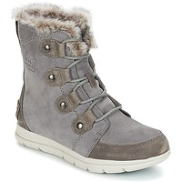 Sapatos Mulher Botas de neve Sorel SOREL™ EXPLORER JOAN Cinza