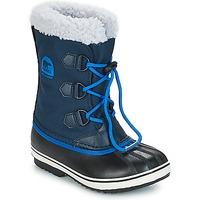 Sapatos Criança Botas de neve Sorel YOOT PAC NYLON Marinho
