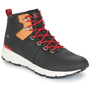 Sapatos Homem Sapatilhas DC Shoes MUIRLAND LX M BOOT XKCK Preto / Vermelho