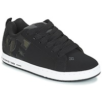 Sapatos Homem Sapatos estilo skate DC Shoes CT GRAFFIK SE M SHOE BLO Preto