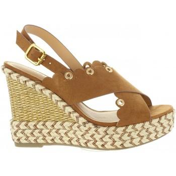 Sapatos Mulher Sandálias Sprox 391013-B6600 Marrón