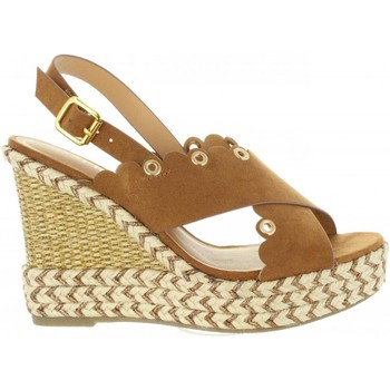 Sapatos Mulher Sandálias Sprox 391013-B6600 Marr?n