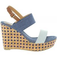 Sapatos Mulher Sandálias Sprox 385913-B6600 Azul