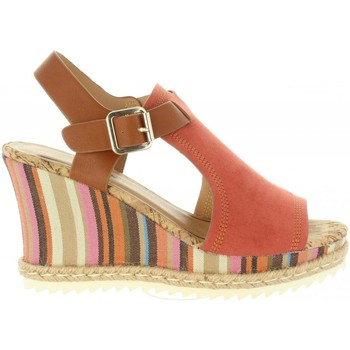 Sapatos Mulher Sandálias Sprox 391663-B6600 Marr?n