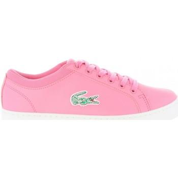 Sapatos Mulher Sapatilhas Lacoste 35CAJ0024 STRAIGHTSET Rosa
