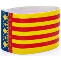 Acessórios Acessórios de desporto Mercury Capitão Com. Valenciana Amarela - Vermelha