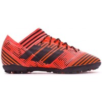 Sapatos Chuteiras adidas Performance Nemeziz 17.3 Turf Solar orange-Core black-Solar orange