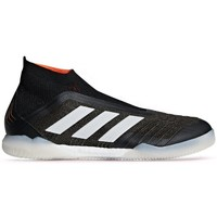 Sapatos Chuteiras adidas Performance Predator Tango 18+ IN Core black-Solar red-Gold metallic