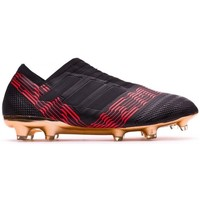 Sapatos Chuteiras adidas Performance Nemeziz 17+ 360 Agility FG Core black-Solar red