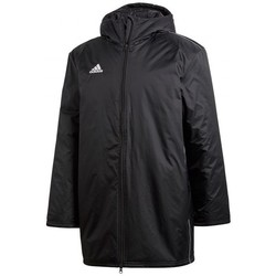 Textil Homem Corta vento adidas Originals Core 18 Stadium Black-White