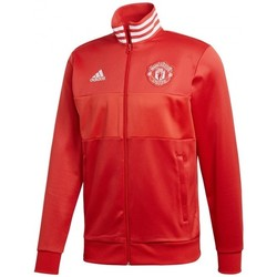 Textil Casacos fato de treino adidas Performance Manchester United FC 3S Top 2017-2018 Real red-Collegiate red