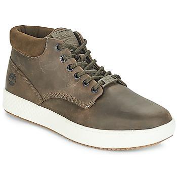 Sapatos Homem Sapatilhas de cano-alto Timberland CityRoam Cupsole Chukka Canteen
