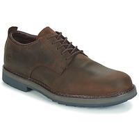 Sapatos Homem Sapatos Timberland Squall Canyon PT Oxford Castanho