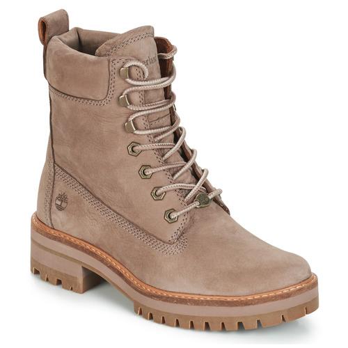 Sapatos Mulher Botas baixas Timberland Courmayeur Valley YBoot Toupeira