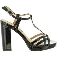 Sapatos Mulher Sandálias Maria Mare 66672 C17588 CHAROL NEGRO Negro