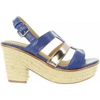 Sapatos Mulher Sandálias Maria Mare 66691 Azul