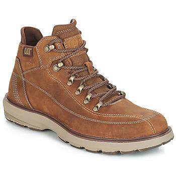 Sapatos Homem Botas baixas Caterpillar PRIME Bege / Escuro