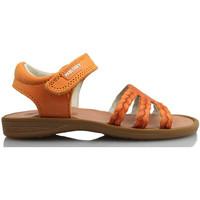 Sapatos Rapariga Sandálias Pablosky OLIMPO LARANJA